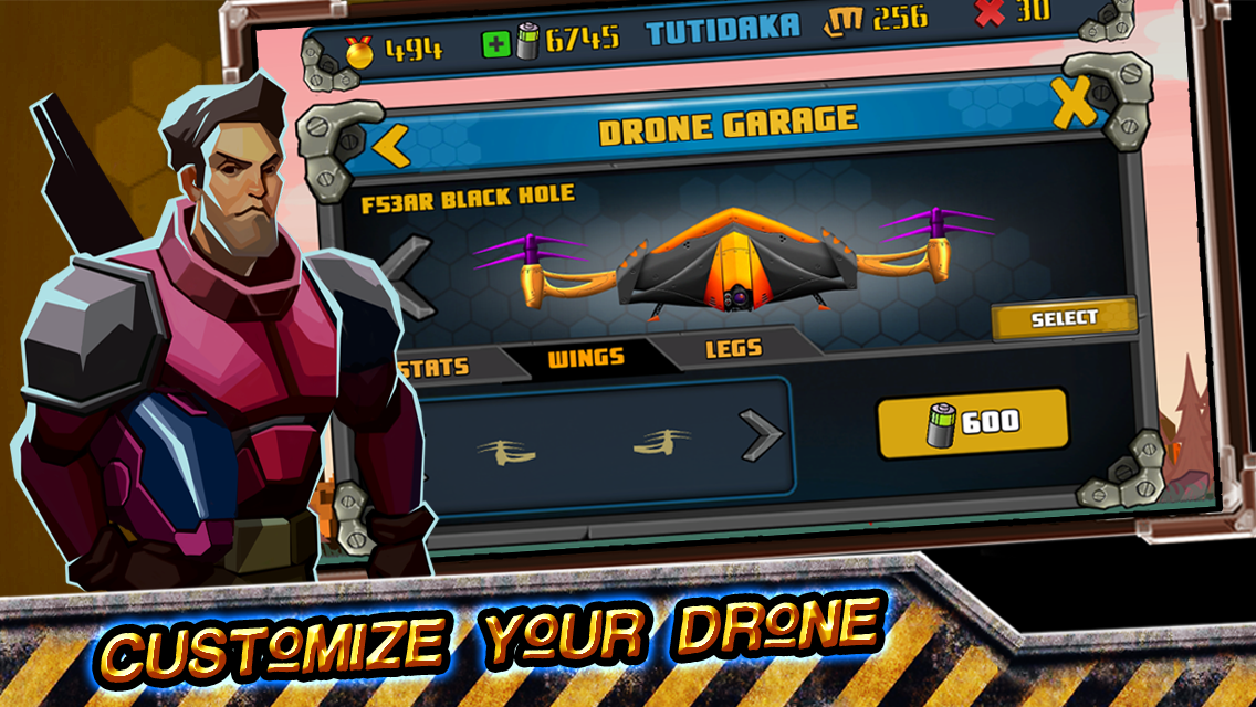 Drone Battles Screenshot 5