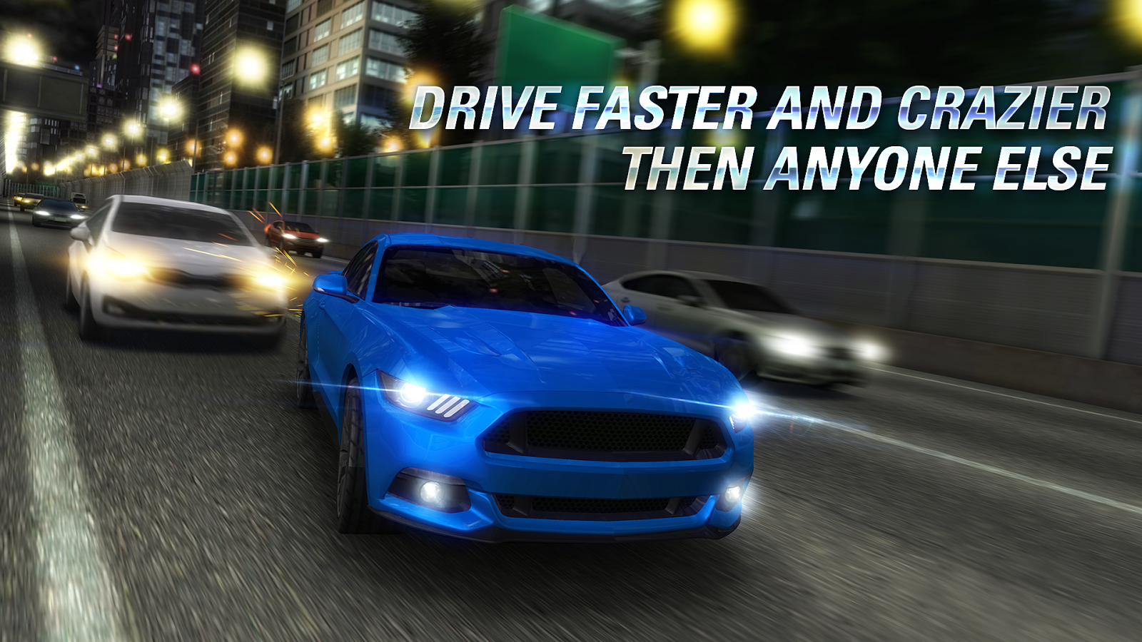 Overtake : Traffic Racing Screenshot 1