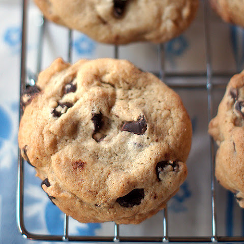 Alton Brown's Chewy Chocolate Chip Cookies (Chocolate Chip Cookie #9)