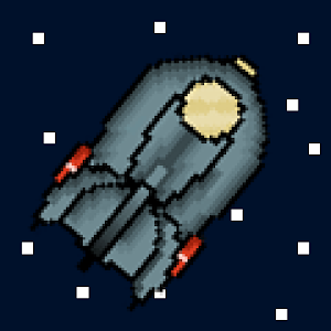 Pixel Space Adventure