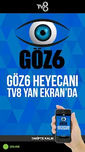 TV8 Yan Ekran APK for Bluestacks