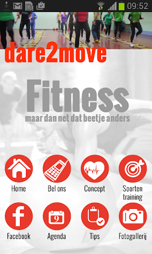 Dare2move APK