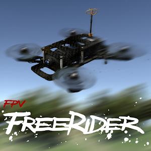 Cover art FPV rider