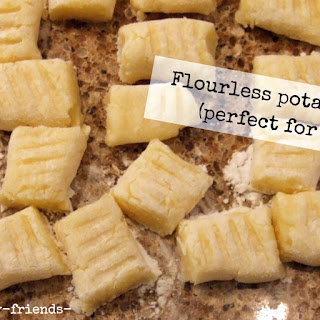Gluten Free Potato Gnocchi Recipes