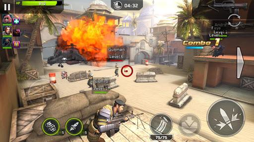 RIVAL FIRE - screenshot