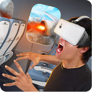 Download Virtual Reality Airplane Crash VR For PC Windows and Mac