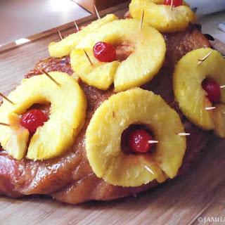 Maraschino Cherry Glaze Ham Recipes
