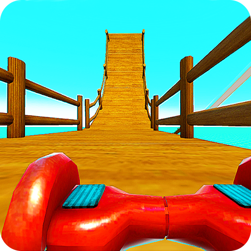 Hoverboard Stunts Hill Climb (game)