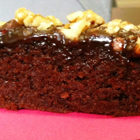 Wicky Wacky Chocolate Cake