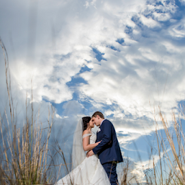 Cloudy by Lood Goosen (LWG Photo) - Wedding Bride & Groom ( wedding photography, wedding photographers, wedding day, weddings, wedding, wedding photographer, bride )