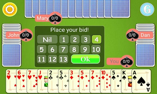 Spades Mobile for pc