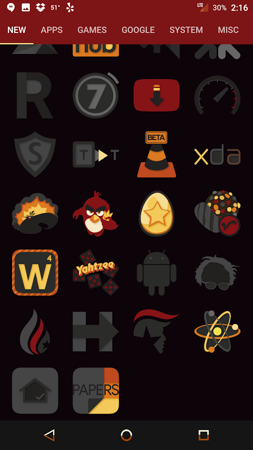 Desaturate - Free Icon Pack Screenshot 7