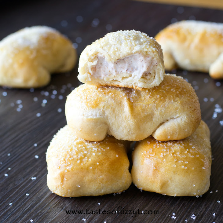 Cream Cheese Pastry Filling Recipe Cinnamon Cream Cheese Pastry