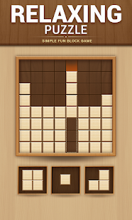 Puzzle Block Wood - Wooden Block & Puzzle Game