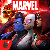 18.  MARVEL Contest of Champions