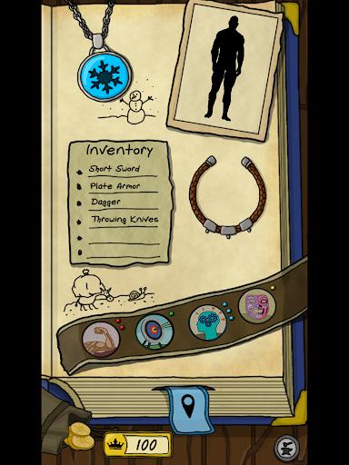 Heroes Guard: The Journal - screenshot