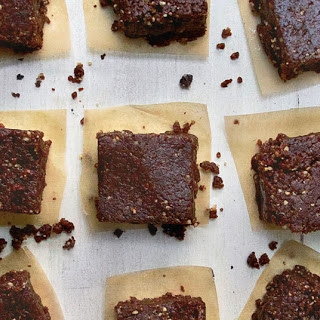 Deliciously Ella's raw brownies