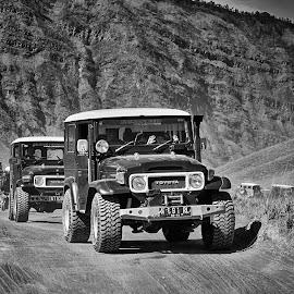 by Watercat Tukangpotret - Transportation Automobiles