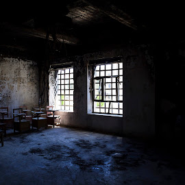 After ISIS by Azher S Saleh - Buildings & Architecture Decaying & Abandoned ( building )