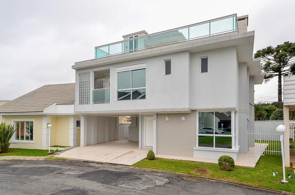 CA0128-CST, Casa de 4 quartos, 354 m² à venda no Santa Felicidade - Curitiba/PR