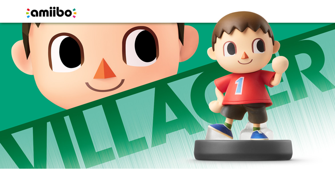 Differences Between the Original and the Re-Release Villager amiibo
