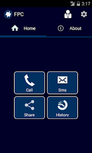 FreePhoneControl - screenshot