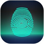 Fingerprint Lock Screen Troll Icon