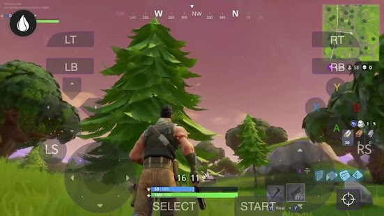 Fortnite Android for pc