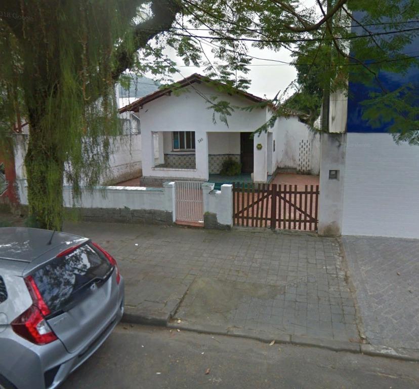 Vendo Terreno 500 m2  Centro - Guarujá