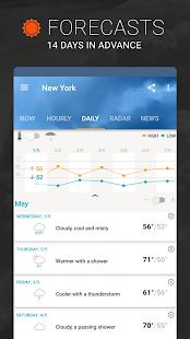 AccuWeather: Live weather forecast & storm radar