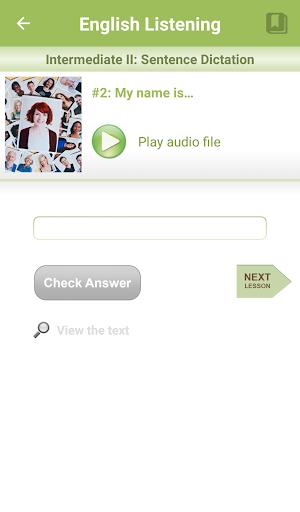 English Listening screenshot 6