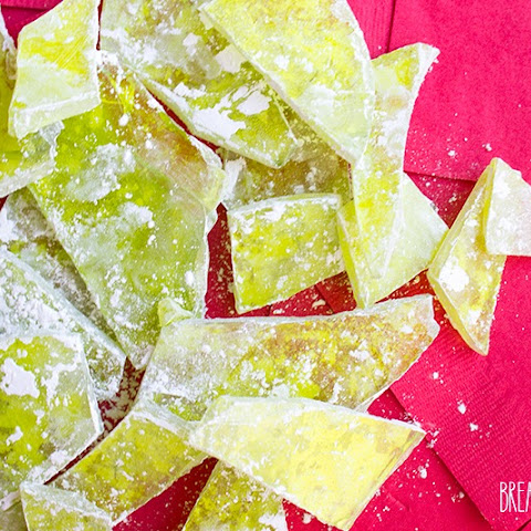Kryptonite Rock Candy