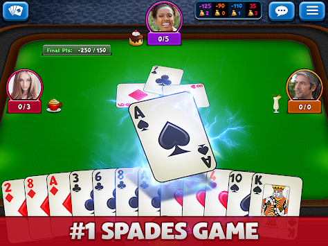 Spades Plus APK screenshot thumbnail 6
