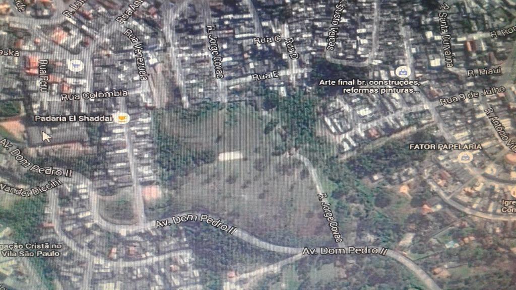 Ferraz de Vasconcelos/SP - Terreno 12.698m² na Rua Fernando Alves de Oliveira para Venda.