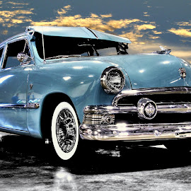 Custom Ford by JEFFREY LORBER - Transportation Automobiles ( gateway classic cars, lorberphoto, ford, jeffrey lorber, car photo )