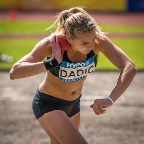 Shot Put by Horizon Photo - Sports & Fitness Other Sports ( athletics, shot put )