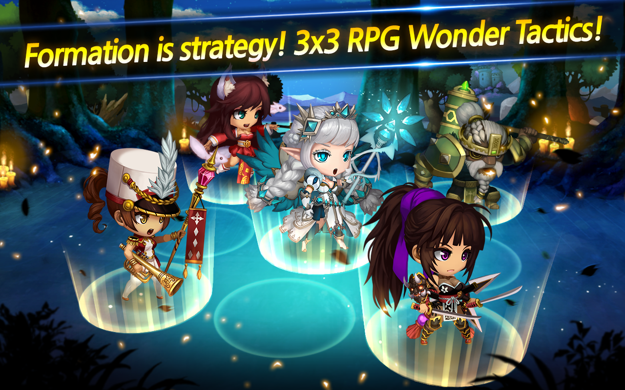 Wonder Tactics Screenshot 12