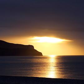 sunset llandudno by Elton Whittaker - Landscapes Sunsets & Sunrises