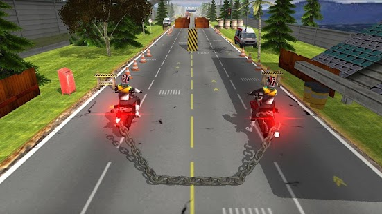 Chained Bike Games 3D