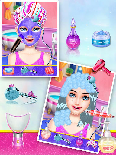 Beauty Girls Makeup and Spa Parlour screenshot 11