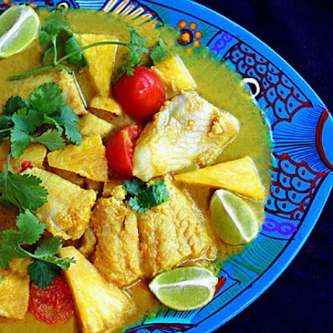Best Fish Curry Ever!