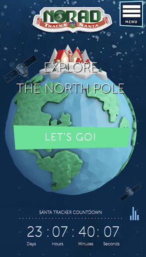 NORAD Santa Tracker For PC