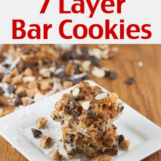 7 Layer Bar Cookies