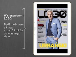 Screenshot of LOGO - magazyn dla mężczyzn