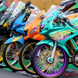 by MasHeru Sucahyono - Transportation Motorcycles