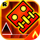 Geometry Dash Meltdown Icon
