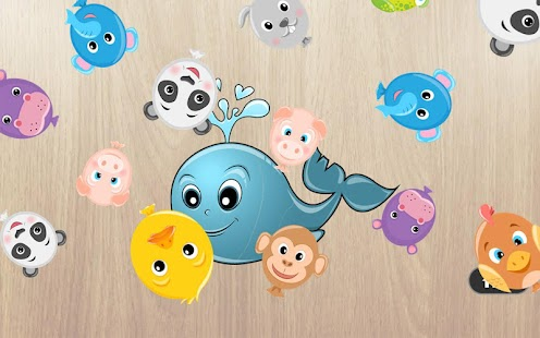 Game Animals Puzzle for Kids apk for kindle fire