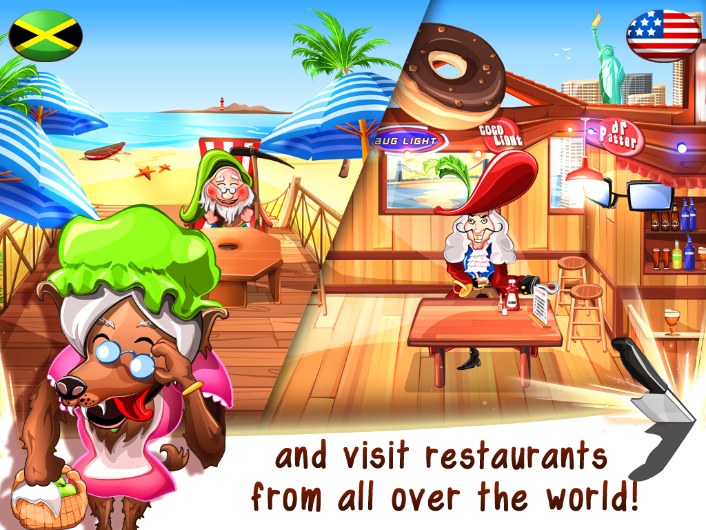 Tasty Tale:puzzle cooking game Screenshot 8