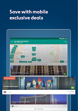 Expedia Hotel Og Flybilletter APK screenshot thumbnail 9