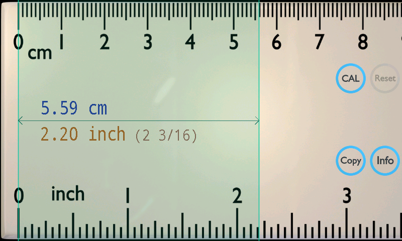 How to Use Android As a Ruler